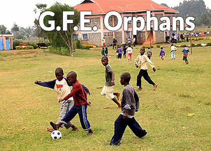 One Place, Inc: G.F.E Orphans
